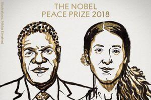 Nobel Hòa bình 2018 vinh danh những chiến binh chống bạo lực tình dục
