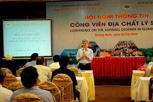 Quảng Ngãi: Nhiều phát hiện quan trọng về Công viên địa chất Lý Sơn