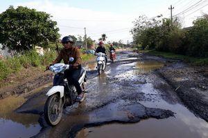 Krông Bông (Đắk Lắk): Tỉnh lộ 12 xuống cấp, người dân chịu khổ đến bao giờ?