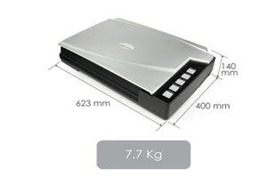 FSI ra mắt dòng máy scan Plustek mới