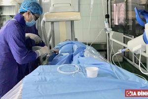 Cứu sống sản phụ băng huyết sau sinh mất hơn 1 lít máu