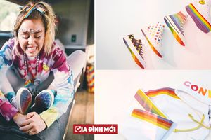 Điểm danh những siêu phẩm sneakers dành cho cộng đồng LGBT