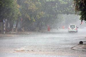 Các tỉnh thuộc Trung Bộ tiếp tục mưa lớn diện rộng
