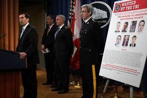 Mỹ, Anh, Hà Lan, Canada 'hợp sức' cáo buộc Nga tấn công mạng toàn cầu