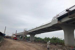 Nút giao Tân Vũ – Lạch Huyện dự tính về đích cuối tháng 12/2018