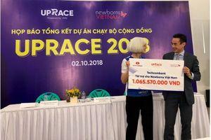 Techcombank quyên góp hơn 1 tỷ đồng cho Quỹ Newborns Vietnam