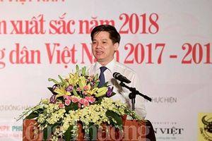 Sắp diễn ra Lễ tôn vinh 63 gương mặt 'Nông dân Việt Nam xuất sắc 2018'