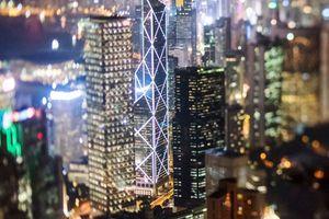 Kinh tế Hồng Kông 'mắc kẹt' trong chiến tranh thương mại Mỹ-Trung