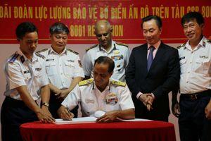 Tăng cường hợp tác giữa lực lượng cảnh sát biển hai nước Việt Nam - Ấn Độ