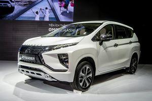 Cập nhật giá xe Mitsubishi tháng 10/2018: xe lắp ráp đồng loạt giảm