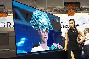 Sony tung bộ đôi tivi MASTER Series A9F và Z9F ra thị trường Hà Nội