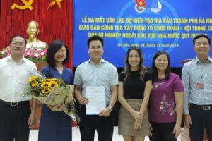 Ra mắt Câu lạc bộ Kiến tạo địa cầu thành phố Hà Nội