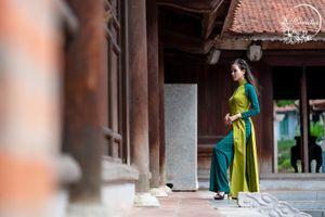 Trình diễn 120 mẫu thiết kế thời trang trên phố bích họa Phùng Hưng
