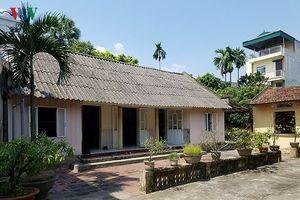Làng Đông Phù trước ngày đón nguyên Tổng Bí thư Đỗ Mười về đất Mẹ