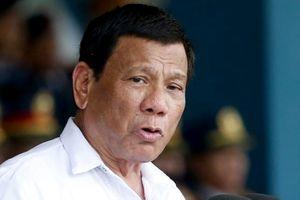 Tổng thống Philippines xác nhận có vấn đề về sức khỏe