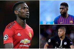 23 cầu thủ Pháp trước đại chiến với Đức: Có 'cừu đen' MU, không sao Barca
