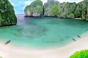 Thái Lan đóng cửa vô hạn định một bãi biển nhiều du khách