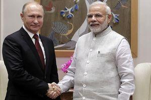 Nga ký bán hệ thống S-400 cho Ấn Độ trong chuyến thăm của ông Putin