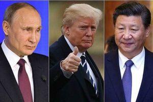 Mỹ không có khả năng giành thắng lợi trước Nga và Trung Quốc