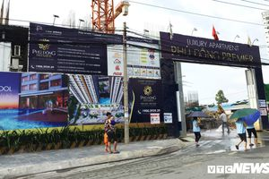 Hàng loạt sai phạm tại dự án Căn hộ cao cấp Phú Đông Premier