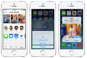 Apple lại bị kiện vì công nghệ truyền tập tin AirDrop