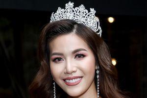 Siêu mẫu Minh Tú đại diện Việt Nam dự thi Hoa hậu Siêu quốc gia 2018