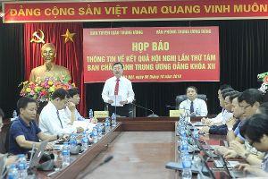 Tổng Bí thư Nguyễn Phú Trọng làm Trưởng Tiểu ban Nhân sự chuẩn bị Đại hội XIII của Đảng