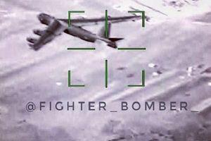 Phi công Nga tung ảnh 'khóa chết' B-52 Mỹ tại Syria