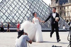 Mốt chụp ảnh cưới xa hoa và giấc mơ của các cặp đôi Trung Quốc