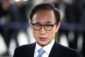 Thêm một cựu Tổng thống Hàn Quốc lãnh án tù vì tham nhũng