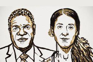 Giải Nobel Hòa bình 2018: Những người tiên phong chống dùng bạo lực tình dục như vũ khí chiến tranh