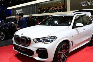 Xem chi tiết BMW X5 2019 vừa chào sân Paris Motor Show