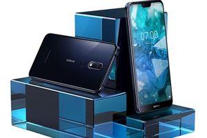 Nokia 7.1 trình làng với màn hình HDR, giá khó cưỡng