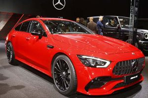 Mercedes-AMG GT 4-Door 2019 'chốt giá' 2,57 tỷ đồng