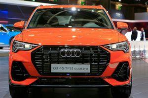 Audi Q3 2019 có gì để 'đấu' với Mercedes-Benz GLA?