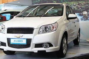 Chevrolet Aveo 'đại hạ giá' chỉ còn 379 triệu tại Việt Nam