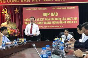 Cả 175 Ủy viên Trung ương tán thành giới thiệu Tổng Bí thư để bầu Chủ tịch nước
