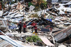 152.000 người có thể còn bị mắc kẹt dưới đống đổ nát ở Indonesia