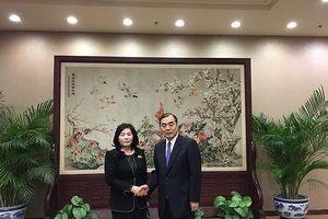 Quan chức cấp cao Nga - Trung - Triều bất ngờ họp tại Moscow
