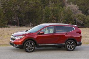 Honda thừa nhận lỗi động cơ xe CR-V