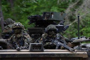 NATO triển khai 45.000 binh sĩ 'sát sườn' biên giới Nga