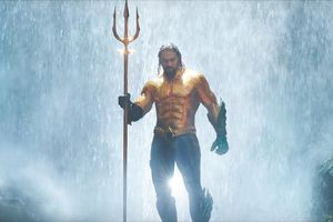 Bom tấn 'Aquaman' tung trailer dài 5 phút nghẹt thở khiến fan phát sốt
