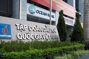 Quyết định kiểm toán đối với Tập đoàn Dầu khí Việt Nam