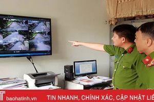 'Mắt thần' vạch trần kẻ xấu ở phường trung tâm TP Hà Tĩnh