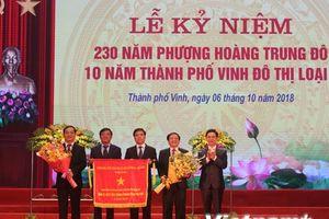 Phát triển Vinh thành trung tâm kinh tế, văn hóa Bắc Trung Bộ