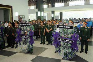 Hơn 400 đoàn đại biểu đến viếng nguyên Tổng Bí thư Đỗ Mười tại TP Hồ Chí Minh