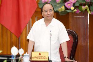 Thủ tướng làm việc với lãnh đạo tỉnh Ninh Thuận