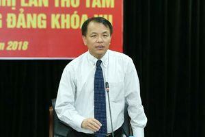 Phó Chánh Văn phòng Trung ương Đảng: Tổng Bí thư làm Chủ tịch nước là việc tự nhiên