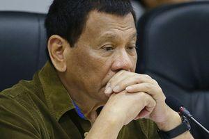 Tổng thống Philippines tuyên bố sẽ từ chức nếu mắc bệnh ung thư