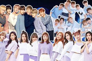 Top 10 nhóm bán album chạy nhất 2018: BTS bỏ xa các đối thủ và vị trí của TWICE quả thực 'đáng gờm'